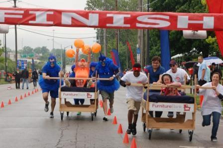 Beds Racing