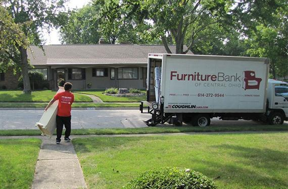 Residential Donations Furniture Bank of Central Ohio